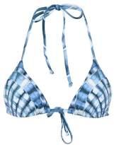 Mara Hoffman SHELLS TIE BUSTIER Bikini top