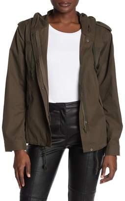 Dress Forum Easy Utility Hooded Jacket