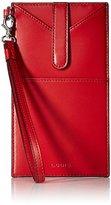 Lodis Audrey Ingrid Phone Wallet Red