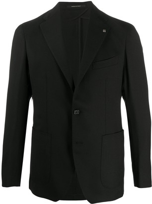 Tagliatore Single-Breasted Tailored Blazer