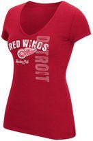 Reebok Women's Detroit Red Wings Layers Tee