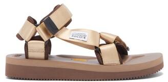 Suicoke Depa-v2 Velcro-strap Sandals - Womens - Tan