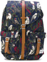 Herschel bird print backpack