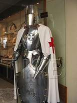 Medieval Wearable Knight Full Suit 15TH Century Combat Body Armour Suit