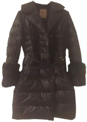 Betty Blue Black Coat for Women