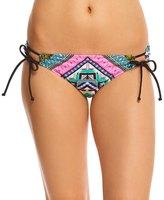 Hobie Tribal And True Adjustable Hipster Bikini Bottom 8140346
