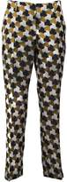 Dries Van Noten Jacquard Trousers