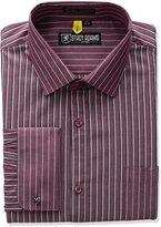 Stacy Adams Men's Classic Fit Lisbon Dress Shirt