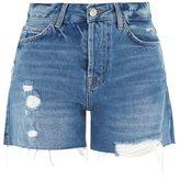 Topshop Moto ashley boyfriend shorts