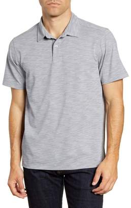 Nordstrom Space Dye Short Sleeve Polo