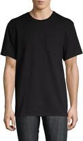 Alternative Apparel Men's Heavy Weight Solid Crewneck T-Shirt
