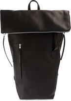 Rick Owens oversized backpack - men - Calf Leather/Lamb Skin - One Size