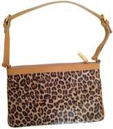 Dolce & Gabbana Leather Clutch Bag