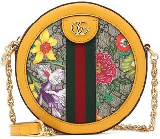 Gucci Ophidia GG Flora shoulder bag