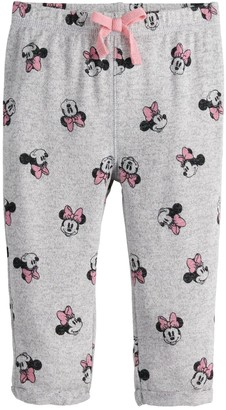 Disneyjumping Beans Disney's Minnie Mouse Baby Girl Cozy Knit Pants with Bow by Jumping Beans