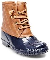 Stevies Girls' #WELLIEJELLIE Rain Boots