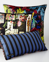 Christian Lacroix Barock and Roll Reglisse Pillow