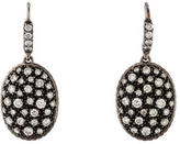David Yurman Midnight Melange Diamond Earrings