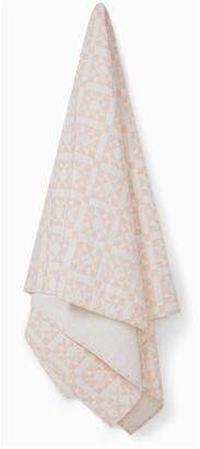 Calvin Klein Abigail Quilt - Pink/White - King