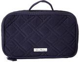 Vera Bradley Luggage Blush & Brush Makeup Case