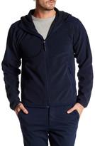 Champion Textured Fleece Jacket With Water Repellent Overlay