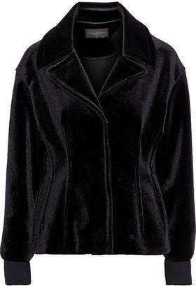 Donna Karan Velvet Jacket
