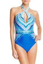 Gottex Jezebel Scoop Back One Piece Swimsuit