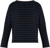 MiH Jeans Simple Marinière striped cotton-jersey top