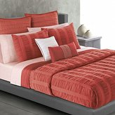 Apt. 9 Coral Salmon Ripple Twin Comforter Set with Sham 2 Pieces