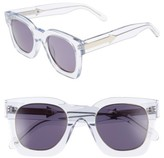 Karen Walker Women's X Monumental Pablo 50Mm Sunglasses - Black