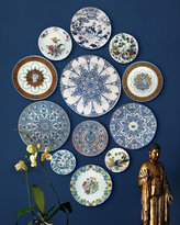 John Derian 12 Faience-Style Wall Plates