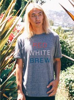 Junk Food Clothing Red White And Brew Tee-steel-s