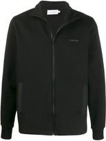 Calvin Klein logo-print light jacket