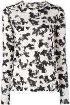 Proenza Schouler abstract print T-shirt