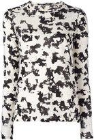 Proenza Schouler abstract print T-shirt