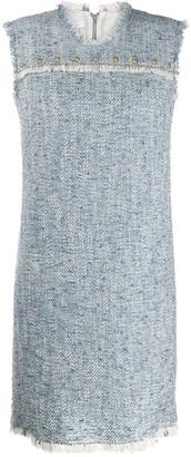 Escada Sport studded denim dress