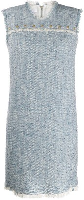 Escada Sport Studded Denim Dress