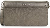 Love Moschino Embossed Convertible Shoulder Bag
