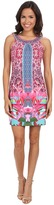 Hale Bob South Beach Blooms Sleeveless Dress
