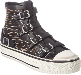 Ash Verso Leather Sneaker