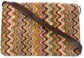 Missoni Printed Woven Crossbody Bag