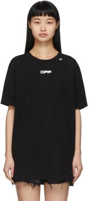 Off-White Black Caravaggio Arrows T-Shirt