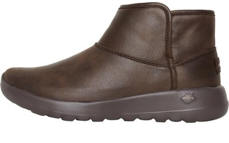 Skechers Womens On The GO Joy Harvest Boots Chocolate