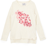 Lucky Brand Pristine Floral Tee - Girls