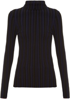 Altuzarra Bessie long-sleeved roll-neck top