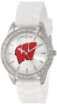 "Game Time Women's COL-FRO-WIS ""Frost"" Watch - Wisconsin"
