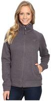 The North Face Crescent Raschel Full Zip Jacket
