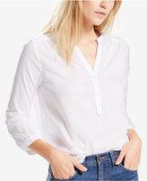 Levi's Femme Split-Neck Shirt