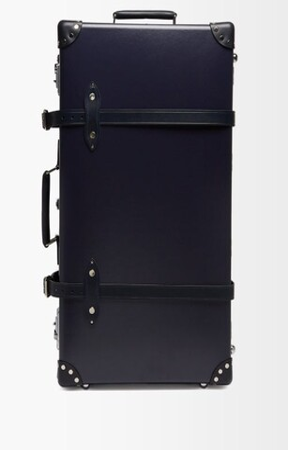 "Globe-trotter Centenary 30"" Suitcase - Navy"