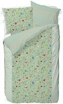Pip Studio Hummingbirds Light Green Duvet Cover - Single